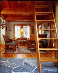 Log Home Decorating Tips Log Cabin Decorating Ideas With Bed And Table Lamp Also Cabinet As