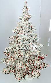 ceramic christmas trees ceramic christmas tree collection on ebay