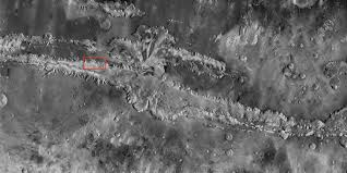 Best Map Themis Camera Yields Best Mars Map Ever Mars Odyssey Mission Themis