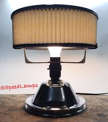 chrome pulley lamp by speed lamps car parts air filter