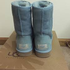 ugg boots sale blue 48 ugg shoes light blue uggs from s
