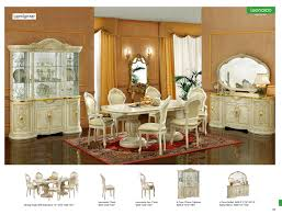 leonardo dining classic formal dining sets dining room furniture