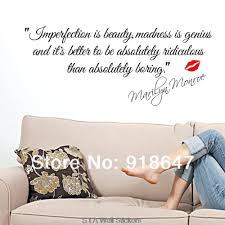 home decor quotes marilyn monroe wall decals quotes bedroom ideas awesome best wall
