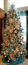 Brown And Turquoise Christmas Tree Decorations by Plum Creek Place Merry Christmas To All Holiday Tablescape