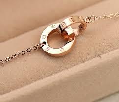 Gold Personalized Bracelets Personalized Bracelets For Women Rose Gold Love Bracelet Buytra Com
