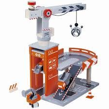 speelgoed garage janod 6 accessoires houten speelsets online kopen