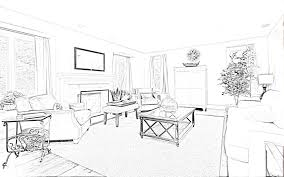 how to do interior design sketches bqtmpph