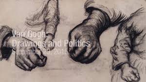 van gogh drawings and politics youtube