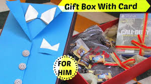 gift packing ideas for rakhi u0026 friendship day gift box with card