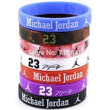 rubber wrist bracelet images Online shop 1pc jordan wristband silicone bracelets rubber wrist jpg