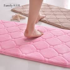 Memory Foam Rugs For Bathroom 16 X24 Rebound Memory Foam Bath Mat Bathroom Hello Bathroom