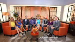 Today Show by Nbc Unveils New U0027today U0027 Set And Mandate Stressing Substance