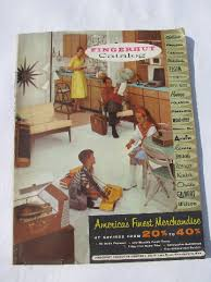 vintage 1960 fingerhut mail order department store catalog photos