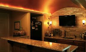 Basement Wet Bar by Basement Wet Bar Corner