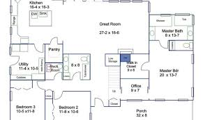 great floor plans good luck charlie house floor plan one level floorplan small