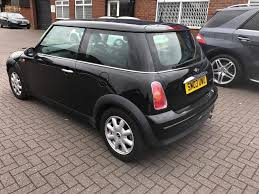 mini one 2003 03 plate 1 6 petrol manual 106k service history mot