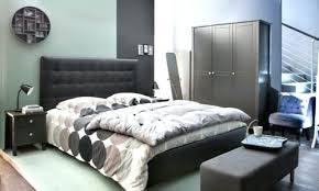 chambre avec lit noir deco chambre lit noir chambre avec mur noir idee deco chambre lit