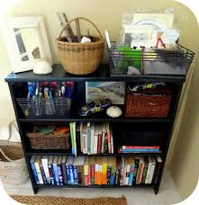 Bookshelf Organization End Of Year Organization The Space Between