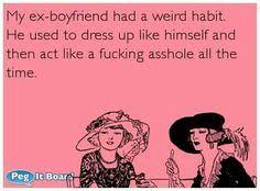 Meme Ex Boyfriend - ex boyfriend quotes descriptions sayings agreements
