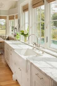 Oliveri Kitchen Sink Kitchen Beach Style With Calacatta Gold - Oliveri kitchen sink