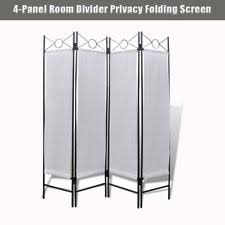 Room Dividers And Privacy Screens - white screens and room dividers ebay