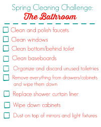 Cleaning Bathroom Faucets by Spring Cleaning Challenge The Bathroom Happy Healthy Mama
