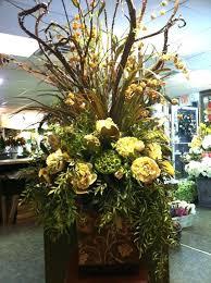 christmas arrangement ideas silk flower arrangement ideas eatatjacknjills
