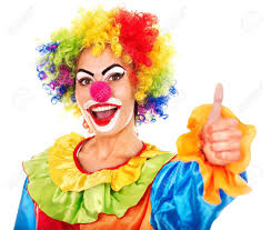clown face images u0026 stock pictures royalty free clown face photos