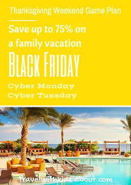 black friday vacation deals all inclusive vacation packages find