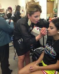 makeup artist in md fairfax high school fashion show 2013 update