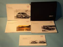 10 2010 audi a4 owners manual with navigation u2022 69 00 picclick