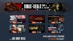 gamesplanet u0027s final xmas sale range is live now new pc game