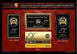 Membership Cards Design 10 Cool Membership Card Designs