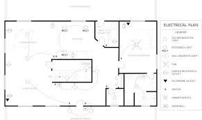Floor Planning Online Floor Plan Example Electrical House Building Plans Online 67856