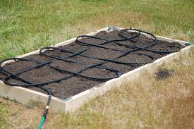 raised bed vegetable gardening survival at home