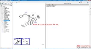 free auto repair manual mitsubishi fuso trucks all regions