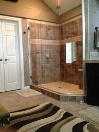 heavy glass shower doors shower doors central glass and mirror