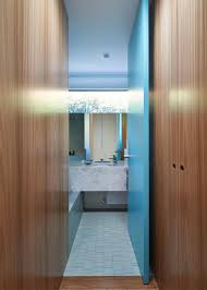 architecture bathroom colorful refurbished home by fmd architects