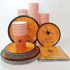 online get cheap halloween paper plate aliexpress com alibaba group