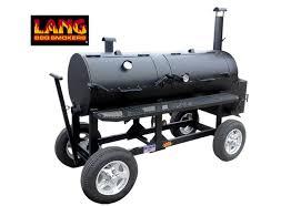 Backyard Smokers Plans Backyard Stick Burners From Lang Bbq Smokers