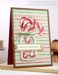 stampin u0027 creative christmas card ideas blog hop queen pip cards