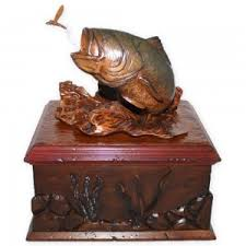 Creating a Fisherman Urn for your Loved e