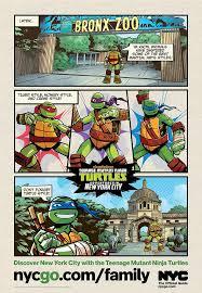 york turns ninja turtles u0027s family tourism