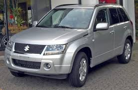 file suzuki grand vitara front jpg wikimedia commons