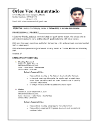Sample Resume Character Reference by Orlee Resume