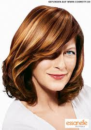 Frisuren Schulterlanges Gestuftes Haar by Schulterlange Haare Mit Tiefem Seitenscheitel 2009 Frisuren
