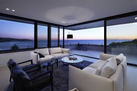 lamble modern beach house with 270 views of the ocean by smart