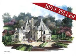 chateauesque house plans chateau novella 6039 6 bedrooms and 6 baths the house designers