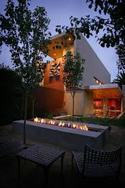 Linear Fire Pit by 455 Best Outdoor Fire Images On Pinterest Outdoor Fireplaces
