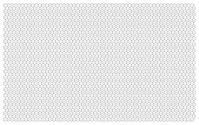 Treasure Map Blank by Blank Large Hex Grid White Star Frontiers